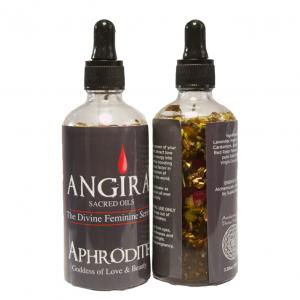 Aphrodite - Green Tara - Angira Sacred Essential Oils