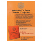 Awakening The Divine Feminine Book Certification Course by Sujata Nandy