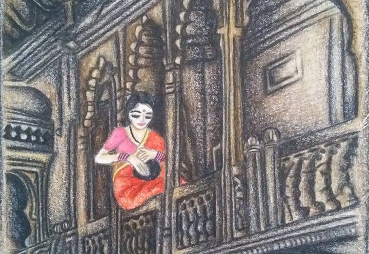 Indian Architecture Art by Sujata Nandy