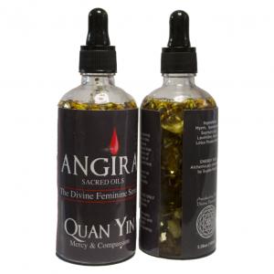 Quan Yin - Angira Sacred Essential Oils