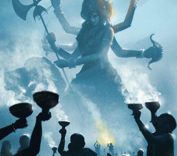 NAVARATRI – THE EMERGENCE OF ABHAYA SHAKTI