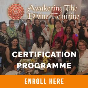 Awakening The Divine Feminine Certification Programme, Sujata Nandy,