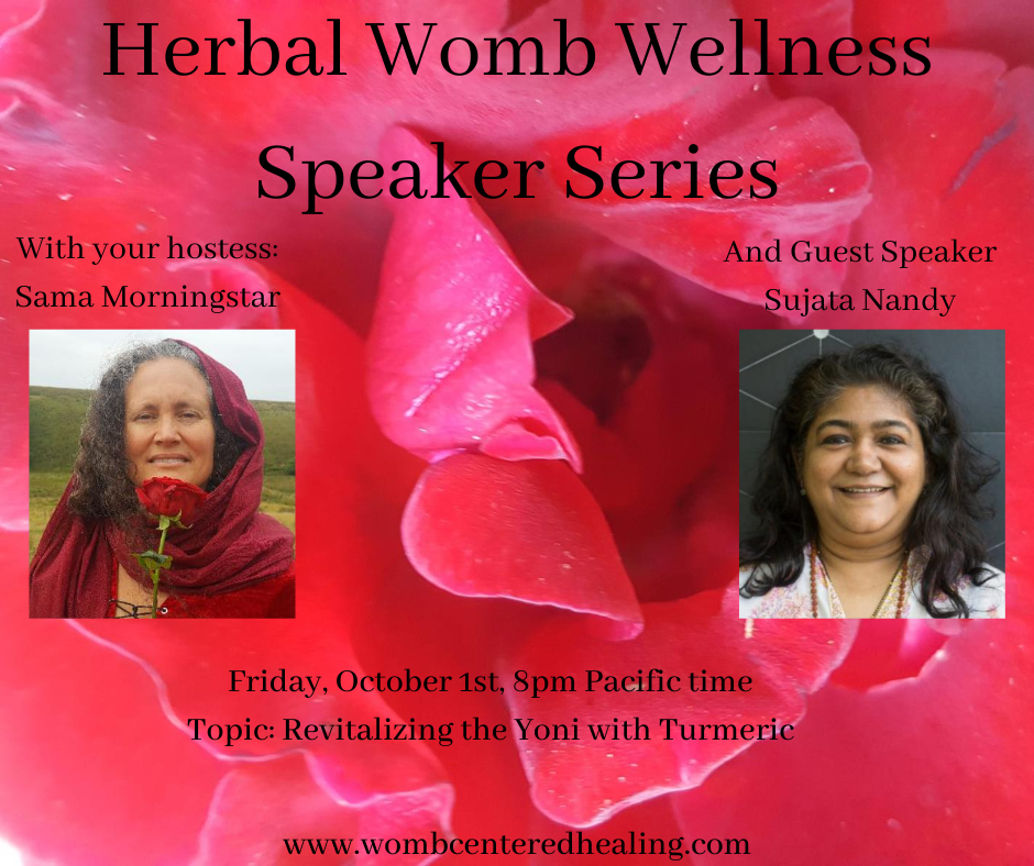 Herbal Womb Wellness with Sujata Nandy