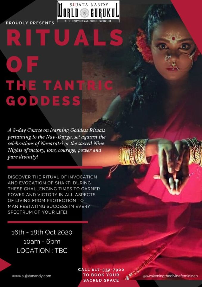 RITUALS OF THE TANTRIC GODDESS