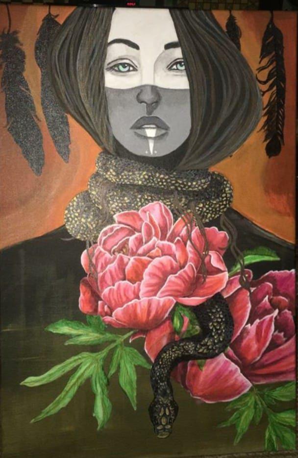 The Spirit Weaver by Kriishante Narendra