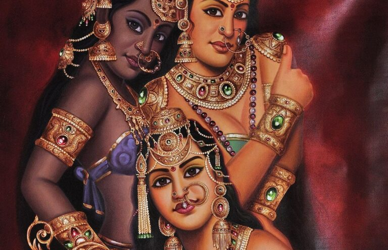 The Four Archetypes Of The Yonni by Sujata Nandy